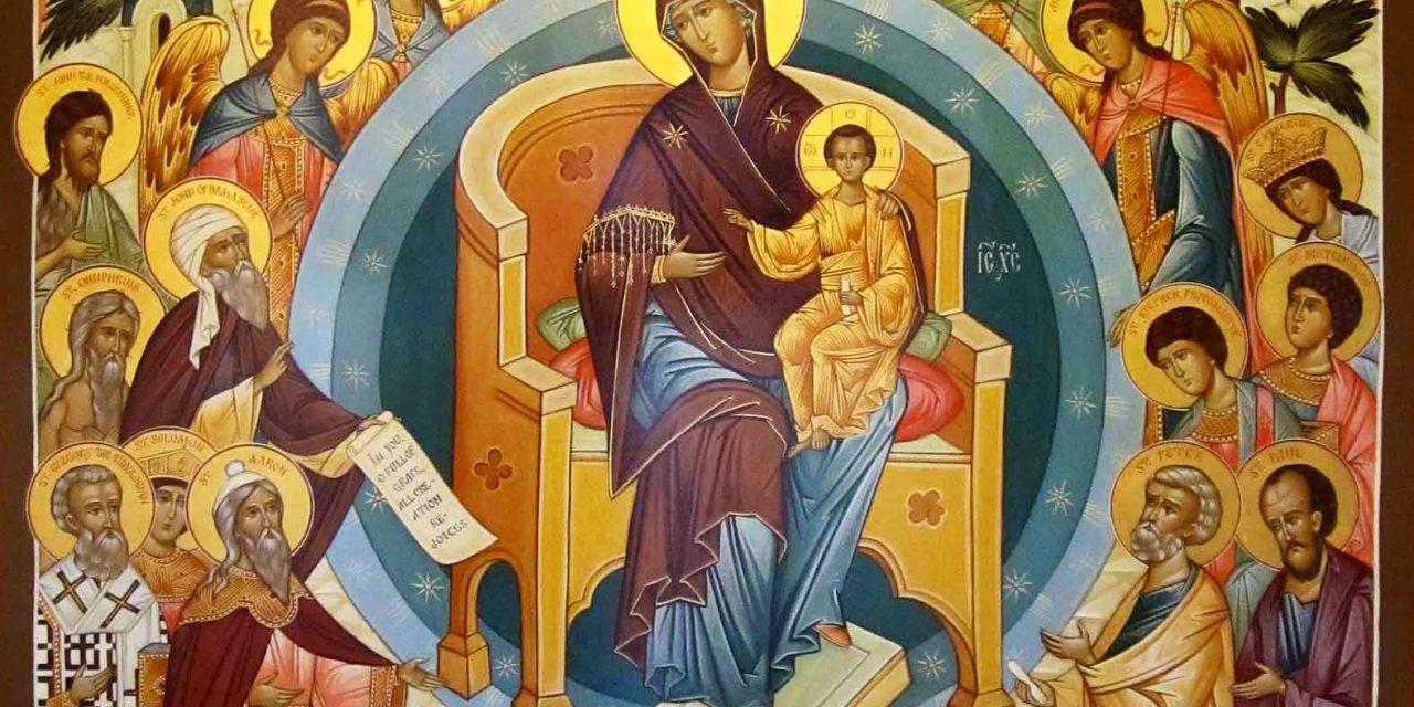 Soborul Maicii Domnului – Predica Părintelui Ieronim