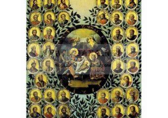 Predica Părintelui Ieronim la Duminica dinaintea Nașterii Domnului – 22 decembrie 2019