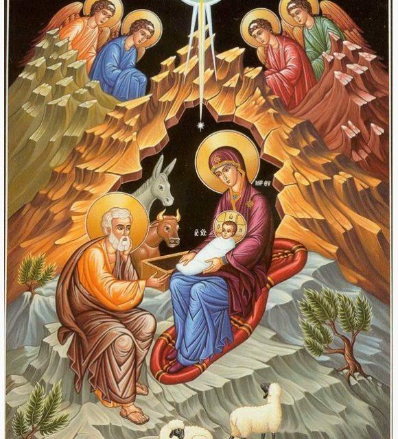 Predica Părintelui Andrei de Crăciun 25 decembrie 2019