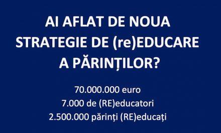 REVOLTĂTOR!!! STRIGĂTOR LA CER!!! – Strategia guvernului Iohannis de (re)educare anti-conservatoare a părinţilor – Av. Ana-Corina Săcrieru