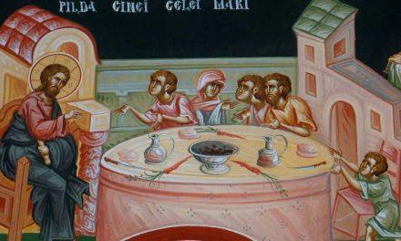 Predica Părintelui Ieronim – Pilda celor poftiți la cină