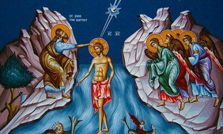 Predica Părintelui Ieronim la Duminica după Botezul Domnului – 12 ianuarie 2020