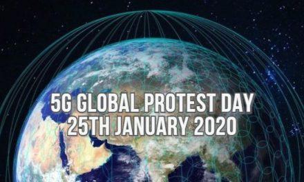 25.01.2020 – ZIUA PROTESTULUI MONDIAL STOP 5G