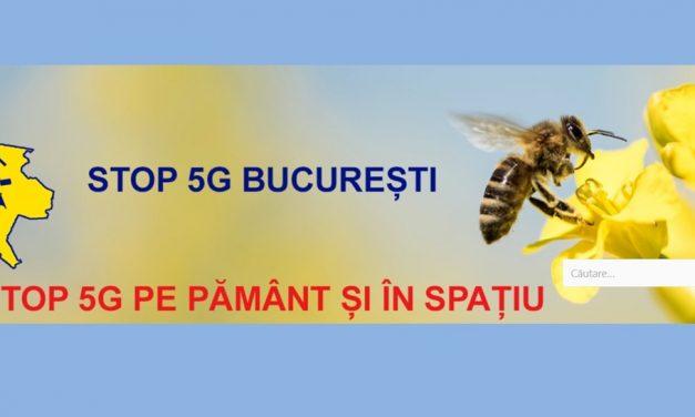 A fost lansat situl stop5gbucuresti.ro