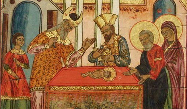Predica Pr. Dr. Ciprian Ioan Staicu la Sărbătoarea Sfântului Vasile cel Mare – 01.01.2020