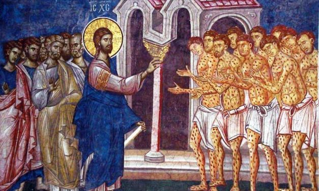 Predica Părintelui Andrei la Duminica celor zece leproși – 19 ianuarie 2020