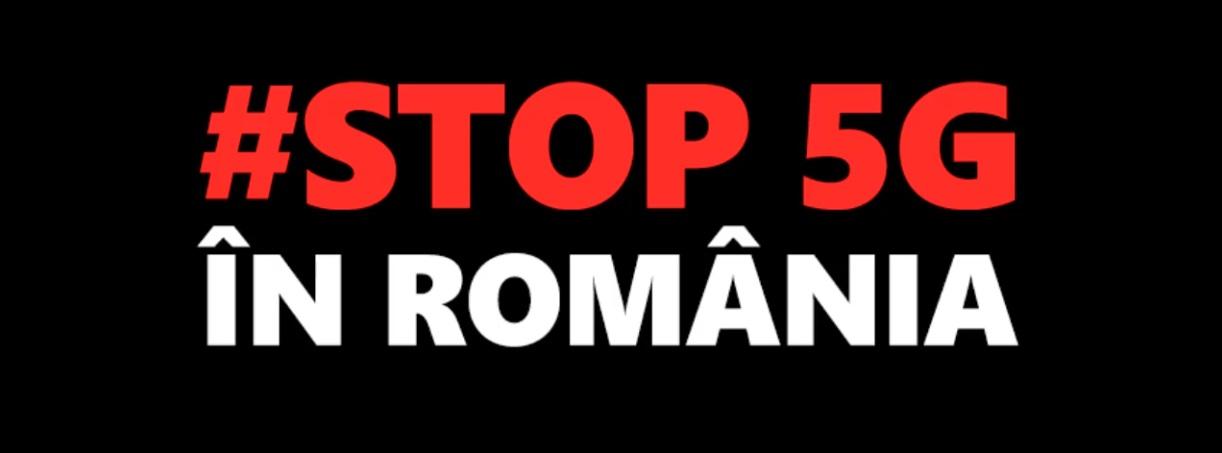 Situația curentă a implementării 5G în România. Cum încă putem opri 5G în România? România, mobilizează-te, dacă vrei sa nu ajungi lagăr!