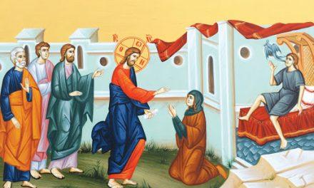 Predica Pr. Ieronim la Duminica femeii cananeence – 2 februarie 2020