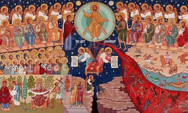 Predica Părintelui Andrei la Duminica Înfricoșatei Judecăți – 23 februarie 2020
