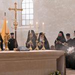 Suntem acum martori ai întinării bisericilor şi Sfintelor Altare cu rugăciuni în comun şi liturghii laolaltă cu eretici