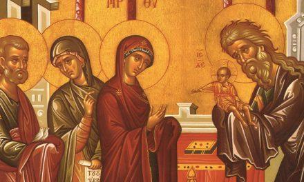 Predica Părintelui Spiridon de Întâmpinarea Domnului – 2 februarie 2020