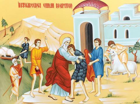Predica Părintelui Andrei la Duminica Întoarcerii Fiului risipitor – 16 februarie 2020