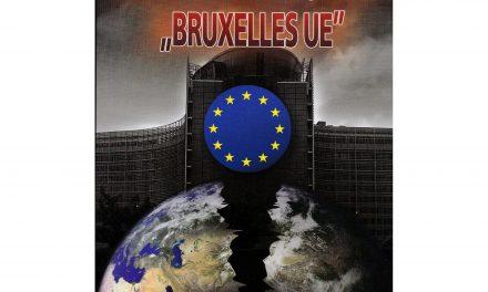 """Cartea care îi înnebunește pe europarlamentari: """"Rădăcinile naziste ale Bruxelles-UE"""""""