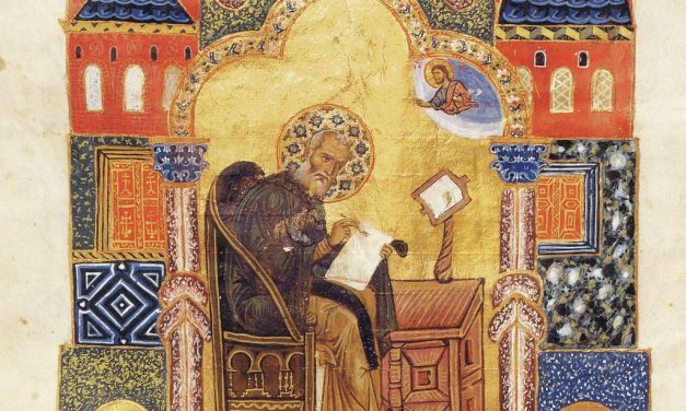 """Sf. Grigorie Teologul și slujirea în """"apartament"""""""