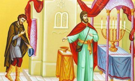 Predica Părintelui Andrei la Duminica Vameșului și a Fariseului – 9 februarie 2020