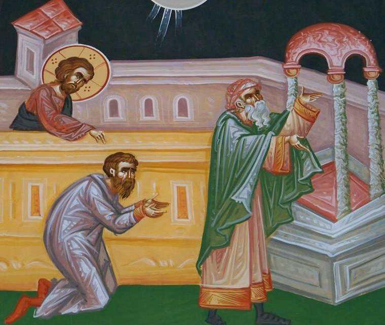 Predica Pr. Dr. Cipiran Ioan Staicu la Duminica Vameșului și a Fariseului – 09.02.2020