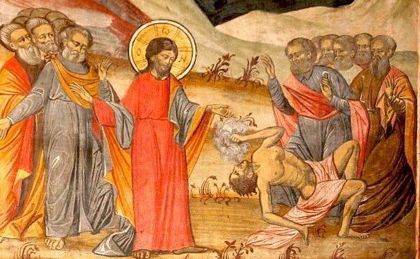 Predica Părintelui Ieronim la Duminica a 4-a din Post (a Sfântului Ioan Scărarul; Vindecarea fiului lunatic) – 29 martie 2020
