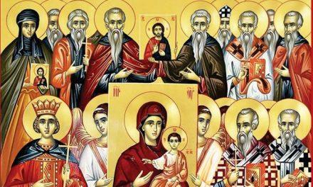 Predica Părintelui Ieronim la Duminica Ortodoxiei – 8 martie 2020