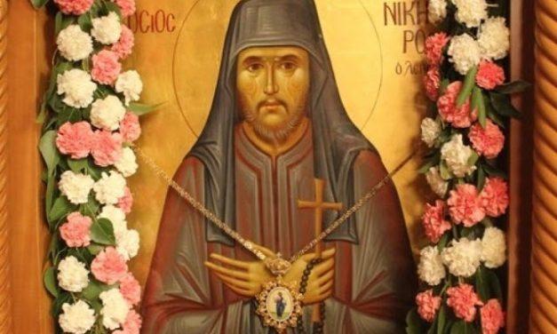 """Sfântul Nichifor Leprosul s-a arătat unui creștin și i-a spus: """"Să le transmiți oamenilor să nu se teamă de coronavirus!"""". Viața celui ce durerea și stricăciunea cea trupească a nesocotit"""