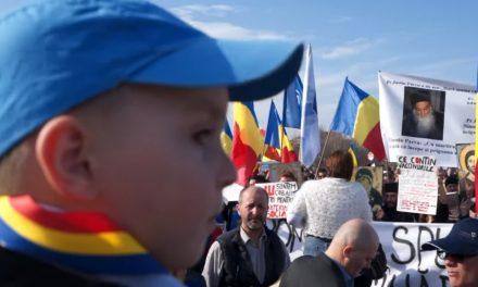 Protest naţional împotriva vaccinării obligatorii – 07.03.2020 – Bucureşti (47 minute)