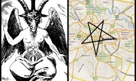 Satanizarea Bucureștiului – Cinci statui ale lui Bahomed în București