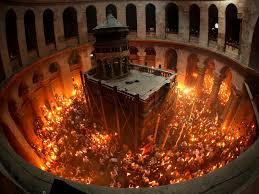 Babilonia… pan-religioasă pandemică versus Minunea Sfintei Lumini