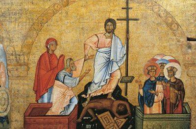 Predica Părintelui Ciprian Ioan Staicu la Învierea Domnului – 19 aprilie 2020