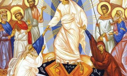 Predica Părintelui Lavrentie de Învierea Domnului – 19 aprilie 2020