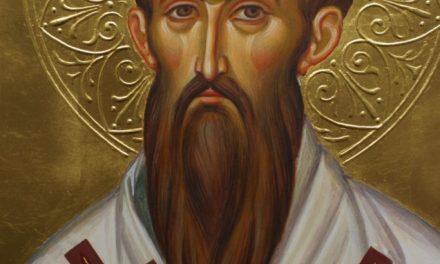 Sfântul Vasile cel Mare nu învață împărtășirea credincioșilor în stilul adoptat în prezent de ieromonahul Macarie Banu