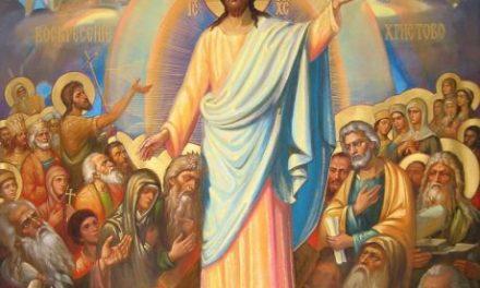 Predica Părintelui Ieronim de Sfintele Paști (luni 20 aprilie 2020)