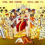 Predica Părintelui Ghedeon la Duminica Sfinților Părinți de la Sinodul I Ecumenic – 31 mai 2020