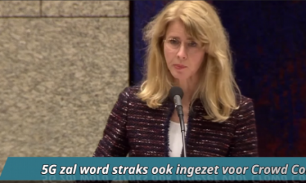 Secretarul de stat olandez admite că 5G va fi folosit pentru controlul mulțimilor