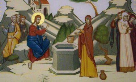 Predica Părintelui Ieronim la Duminica Femeii Samarinence – 17 mai 2020