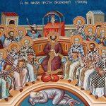 Predica Părintelui Ieronim la Duminica Sfinților Părinți de la Dinodul I Ecumenic – 31 mai 2020