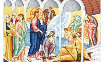 Predica Părintelui Ciprian Ioan Staicu la Duminica Vindecării slăbănogului de la Vitezda – 10 mai 2020