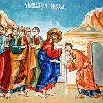 Predica Părintelui Ieronim la Duminica Vindecării orbului din naștere – 24 mai 2020