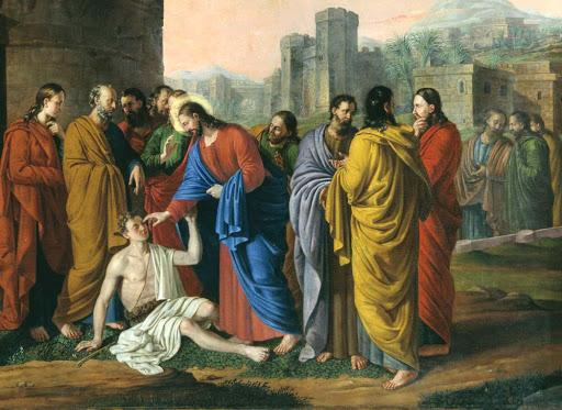 Predica Părintelui Andrei la Duminica vindecării orbului din naștere – 24 mai 2020