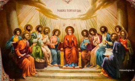 Predica Părintelui Andrei Cojoacă la Pogorârea Duhului Sfânt – 7 iunie 2020