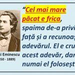 De-a pururi… Eminescu!