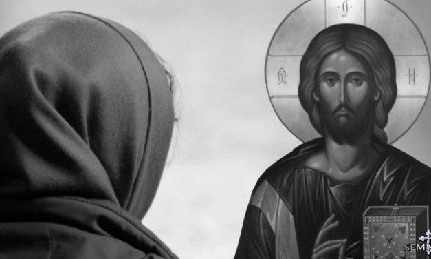"""""""Încotro s-o apucăm, dacă cei cărora le sunt încredinţate sufletele oamenilor, le călăuzesc nu spre mântuire, ci spre pierzanie veşnică?!… Biserica încetează de a mai fi Biserică. Ea devine """"pseudobiserică"""", gata de a-l primi pe Antihrist ca """"Mesia"""", în afară de """"mica rămăşiţă"""" a dreptcredincioşilor"""""""