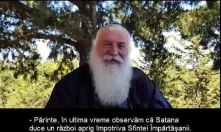 Pr. Elpidie Vaianakis – De ce diavolul duce mare război împotriva Sfintei Împărtășanii
