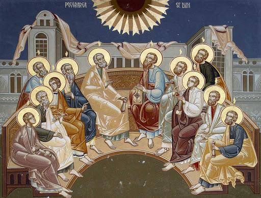 Predica Părintelui Ciprian Ioan Staicu la praznicul Cincizecimii – 7 iunie 2020