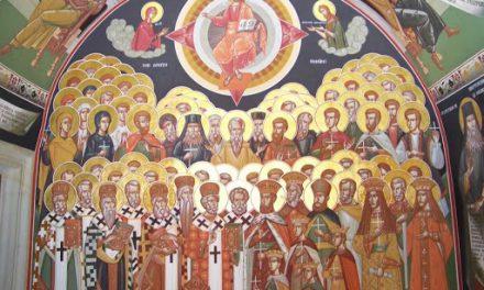 Predica Părintelui Lavrentie la Duminica sfinților Români – 21 iunie 2020