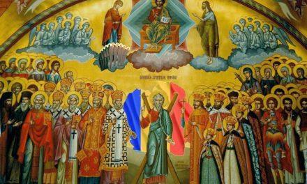 Predica Părintelui Ieronim la Duminica Sfinților Români – 21 iunie 2020