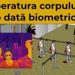 Nu există niciun dubiu: Temperatura corpului este o dată biometrică