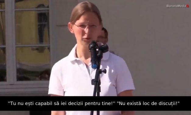 Dr. Katrin Korb – despre covid19