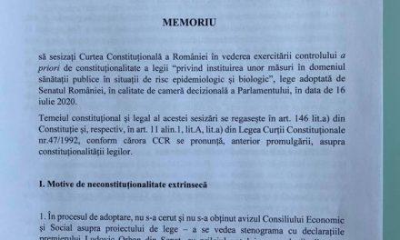 PRELUAȚI MEMORIUL D-LUI AVOCAT PIPEREA ȘI TRIMITEȚI-L MASIV LA AVOCATUL POPORULUI !  OPRIȚI LEGEA! SOLICITĂM TRIMITEREA LA CCR PE NECONSTITUȚIONALITATE!  ROMÂNI, UMPLEȚI MAILURILE AVOCATULUI POPORULUI !!!