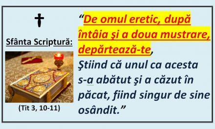 Papistașii dau anaforă ortodocșilor. Cam acesta este ecumenismul… (video)