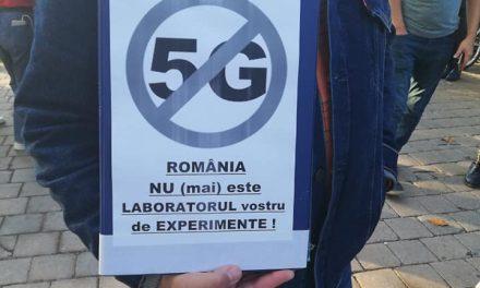 URGENT !!! – STOP 5G! NU suntem cobaii voștri!