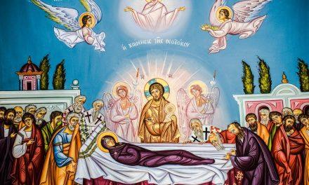 Predica Părintelui Andrei la Adormirea Maicii Domnului – 15 august 2020